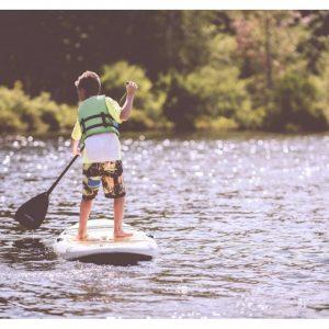 Paddleboard Bunkov
