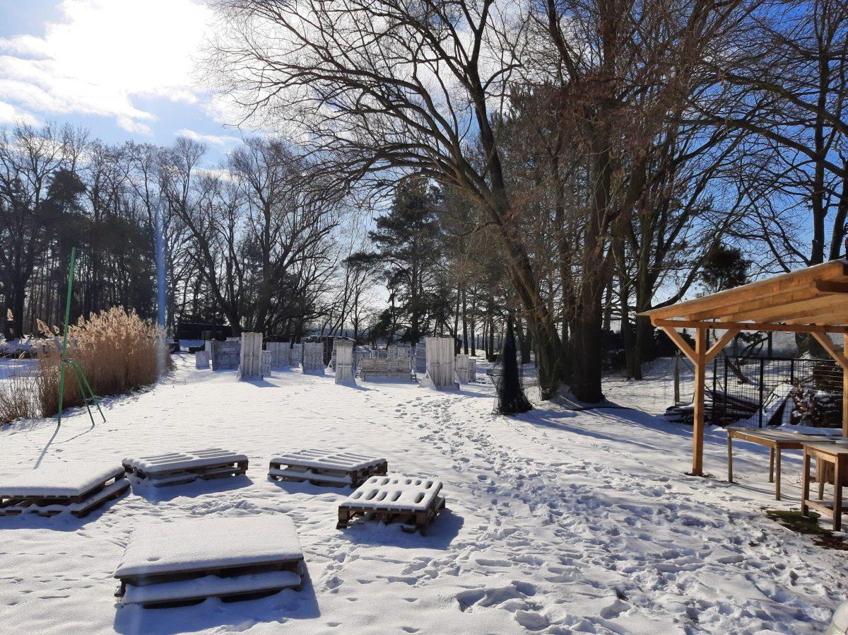 Novinka obrázek Zimní hřiště